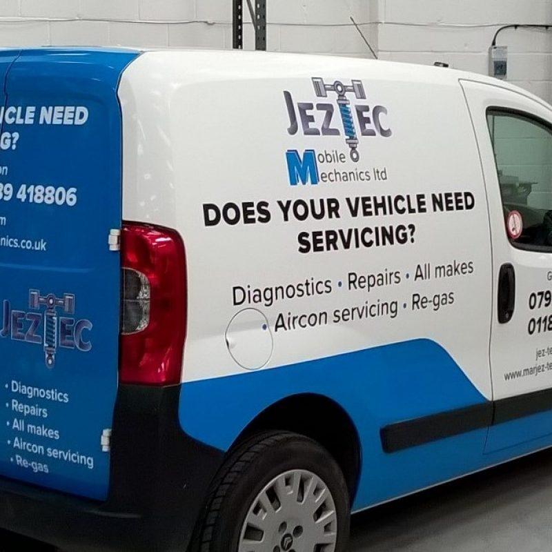 JEZTECH Mobile Mechanic