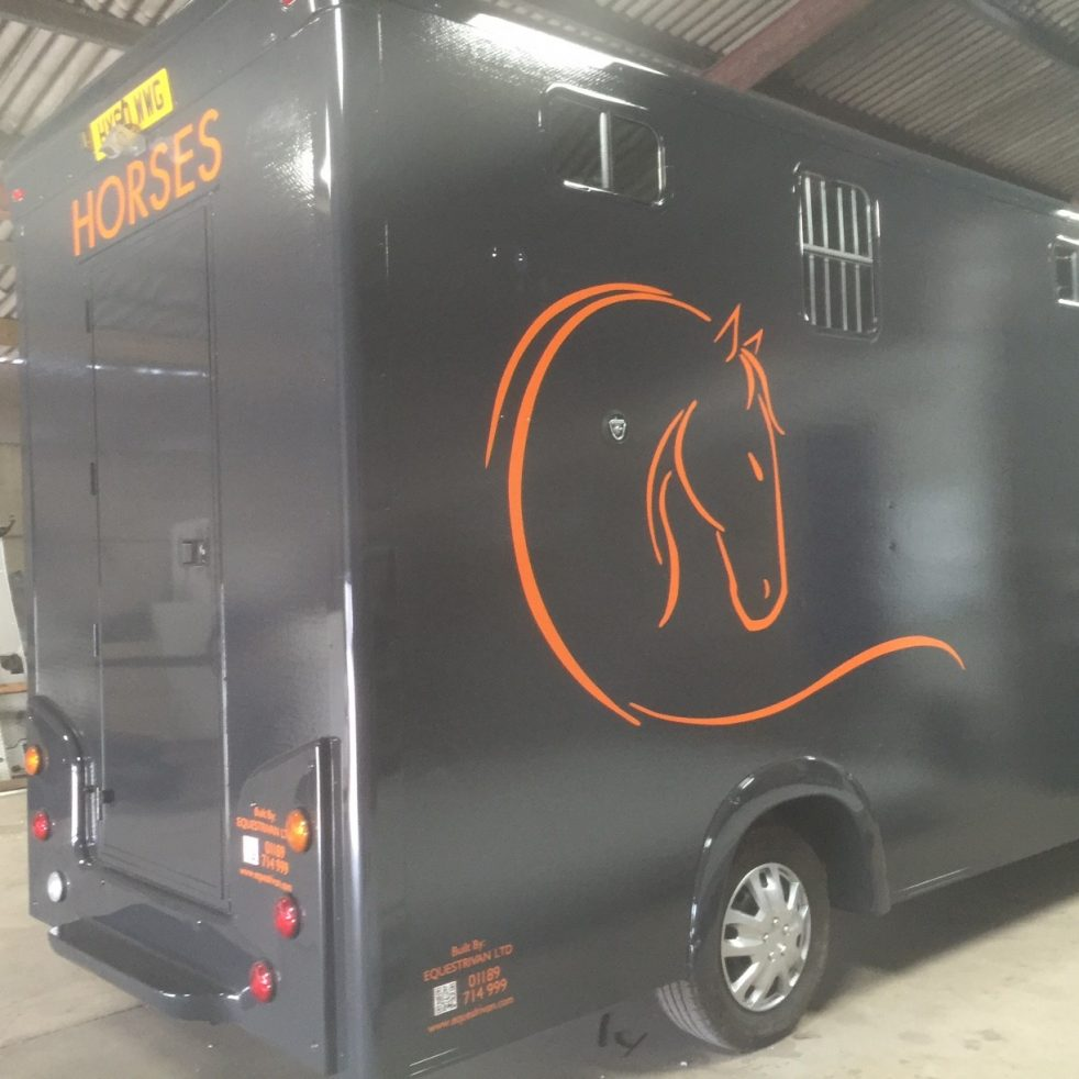 Horse Box Design
